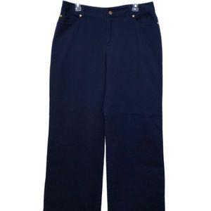 IMNYC-wide leg perfect for any wardrobe.